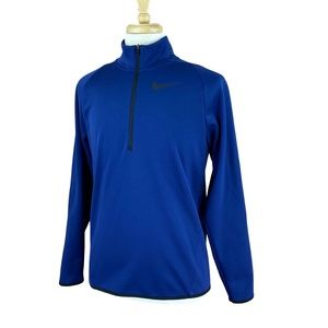 Nike Men's Dri-Fit 1/2 Zip Jacket Small